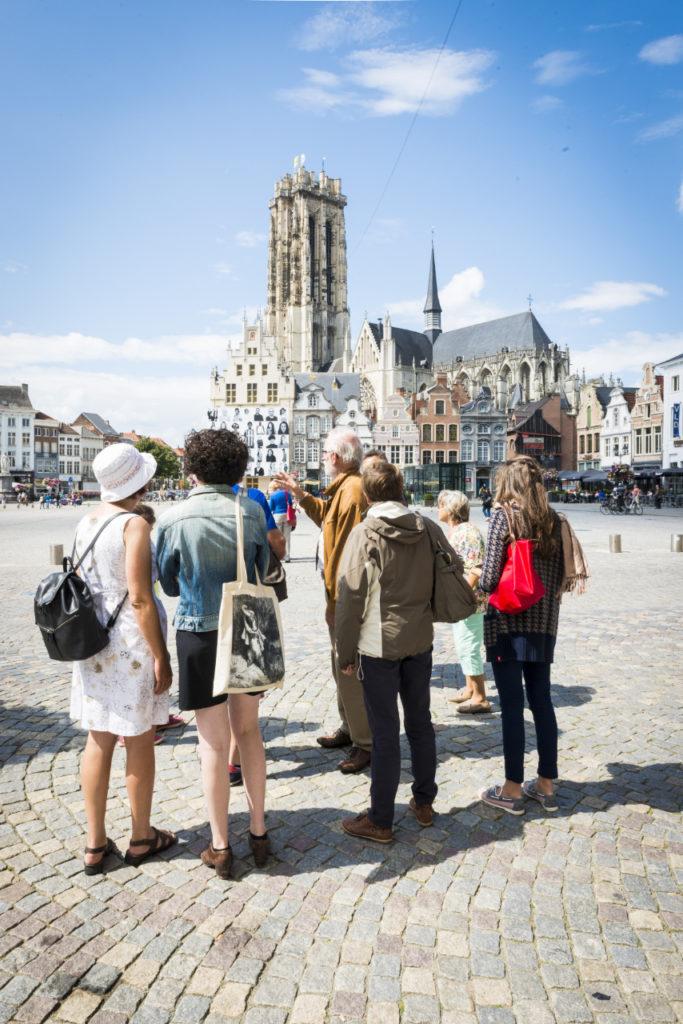 Groepsreis Mechelen Groepsuitstap Daguitstap Verenigingen Familie Bedrijven
