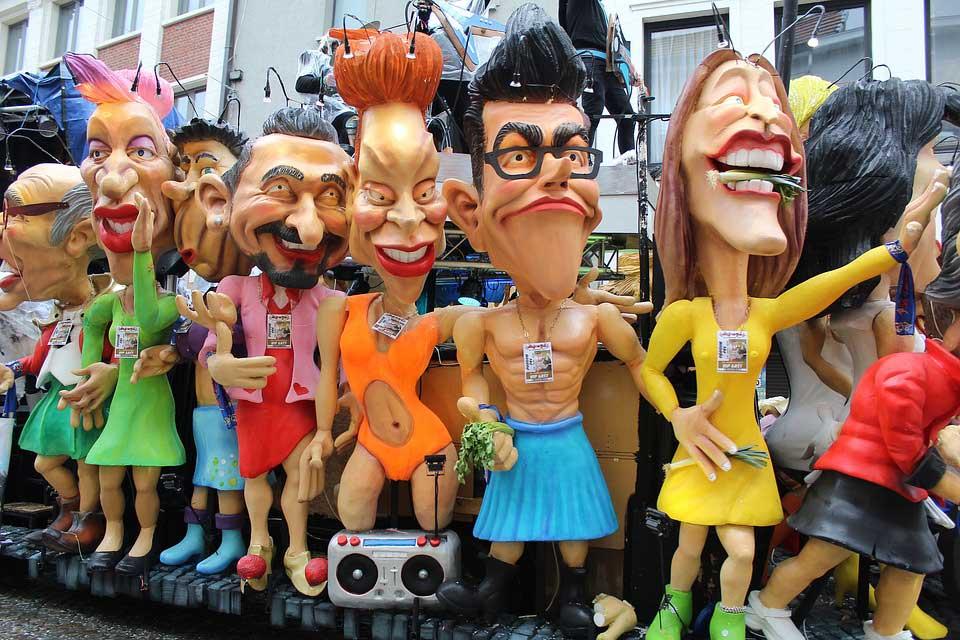 Groepsreis Aalst Carnaval Groepsuitstap Daguitstap Verenigingen Bedrijven Familie