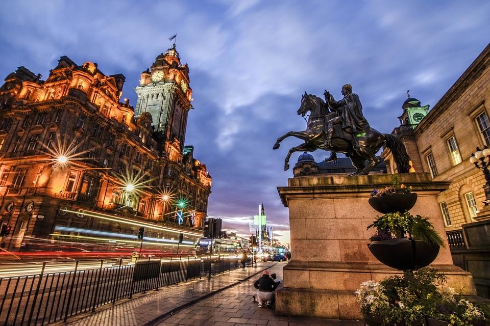 Groepsreis Schotland Citytrip Edinburgh Groepsuitstap Verenigingen Bedrijven Familie Meerdaagse