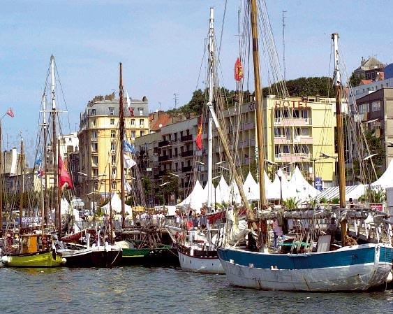 Opaalkust Boulogne-sur-Mer Groepsreis Verenigingen Bedrijven Familie Vrienden Frankrijk Reizen