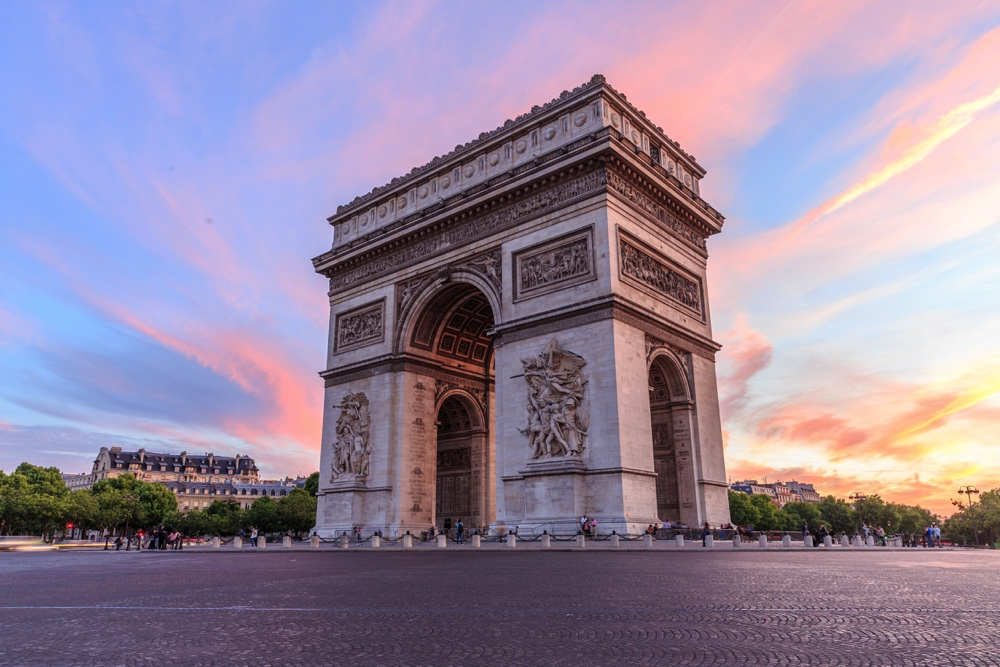 Parijs Groepsreis Daguitstap Groepen Vrienden Groepsuitstap Verenigingen Families Frankrijk