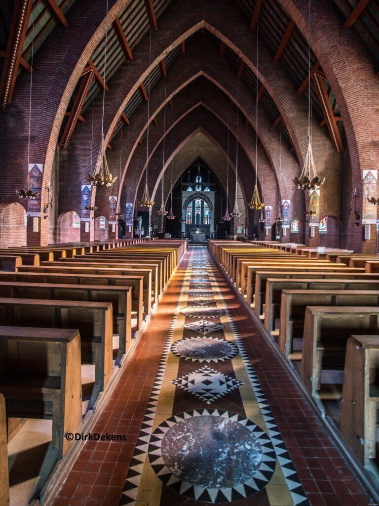 Busreis Viamundi begeleide dagreis groepen Mijnkathedraal