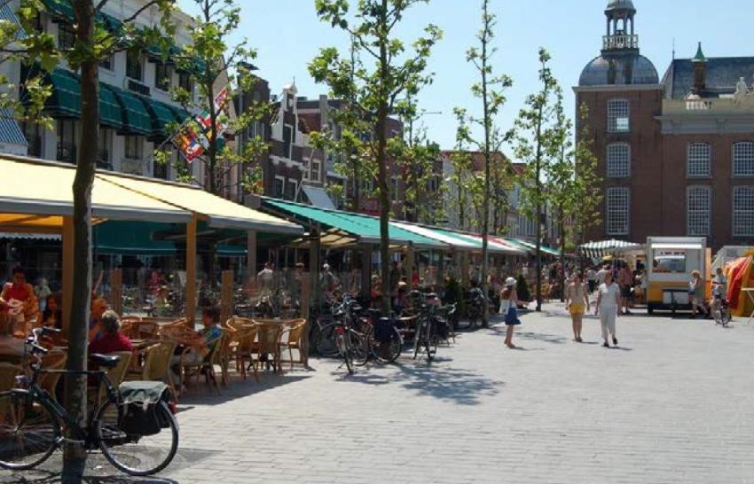 Goes Groepsreis Daguitstap Vereniging Stadsverkenning Shoppen Familie Vrienden