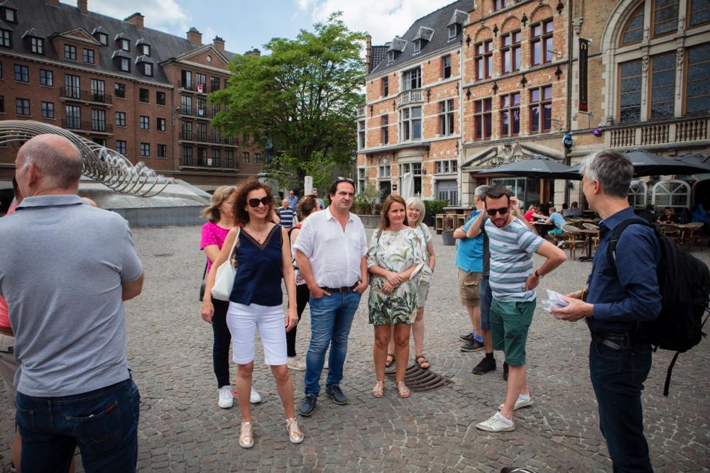Groepsreis Kortrijk Groepsuitstap Daguitstap Verenigingen Bedrijven Familie