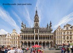 Brussel Groepsreis Verenigingen Daguitstap Promotie Bedrijven Familie