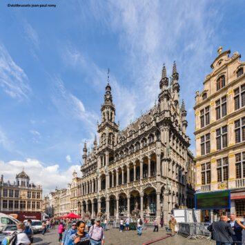 Brussel anders bekeken