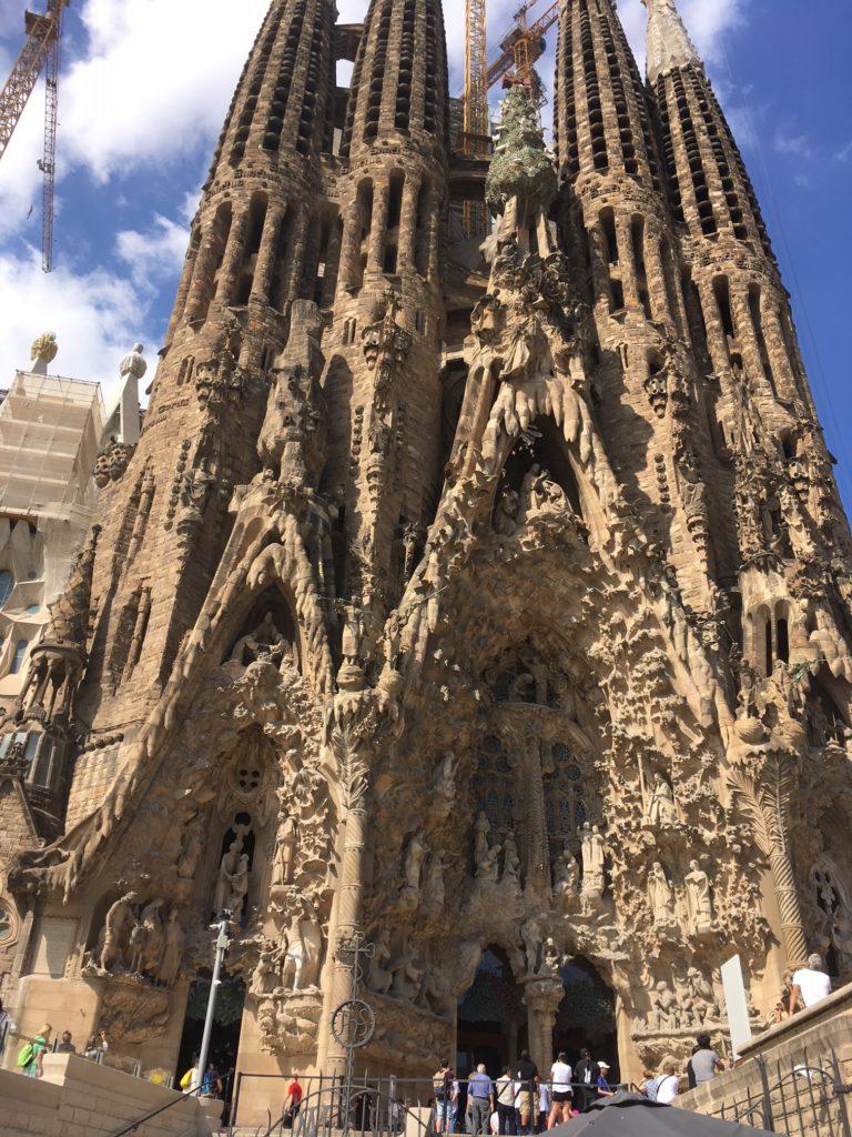 Groepsreis Spanje Citytrip Barcelona Groepsuitstap Verenigingen Bedrijven Familie Meerdaagse