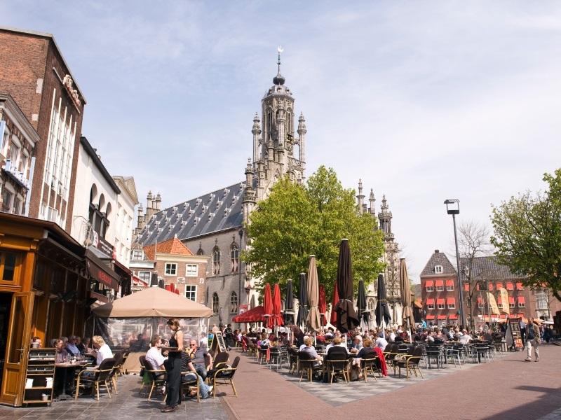 Groepsreis Daguitstap Middelburg Groepsuitstap Vereniging Bedrijf