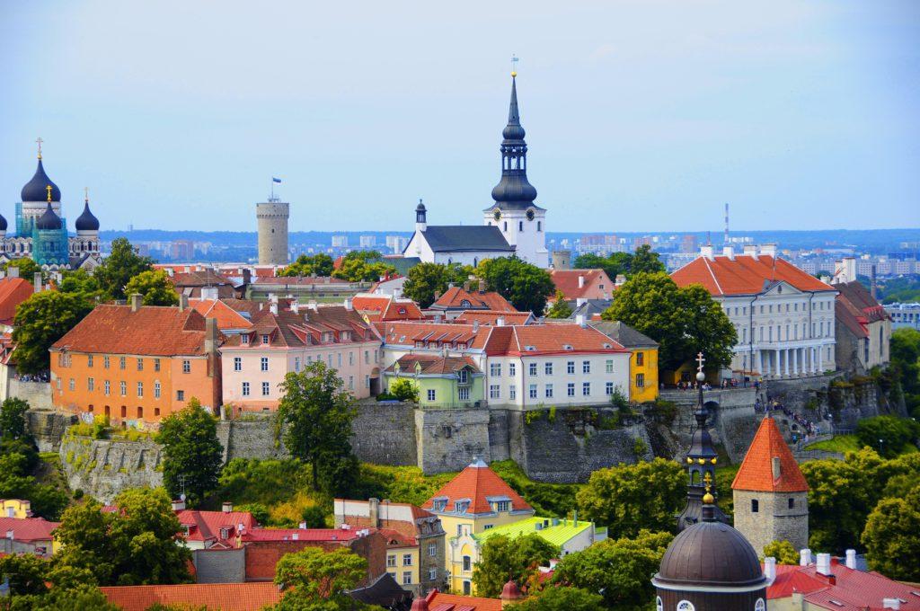 VLIEG 02 Tallinn Panorama 2
