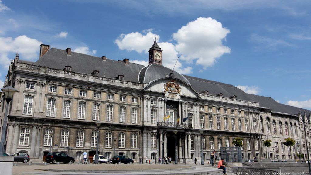WAL13Palais des Princes-Evêques©Province de Liège service communication