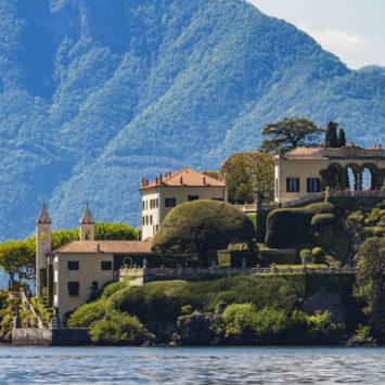 De Zwitsers-Italiaanse meren
