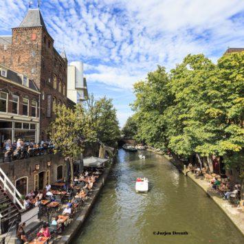 Utrecht en Gouda