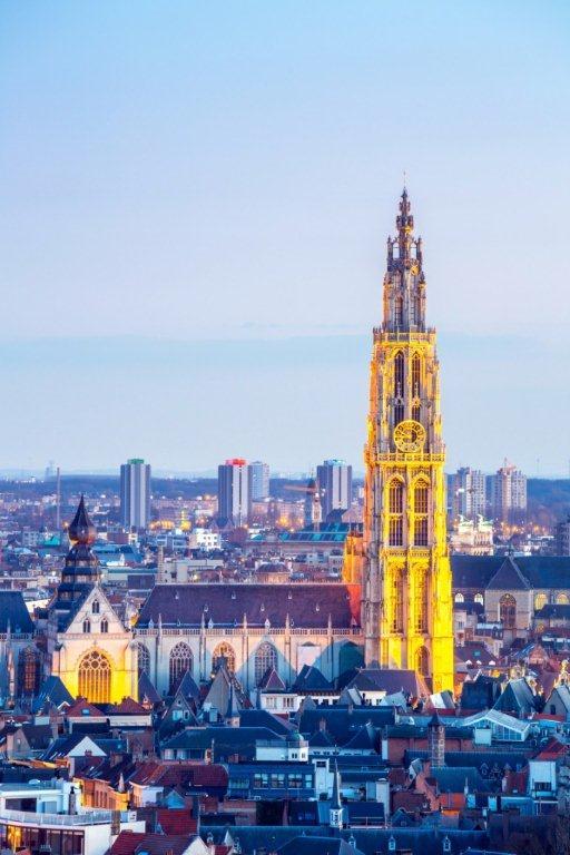 Groepsreis Antwerpen Bedrijfsuitstap Groepsreis Verenigingen Familie