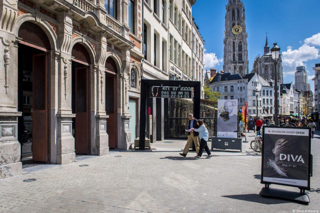 Groepsreis Antwerpen familie uitstap in groep
