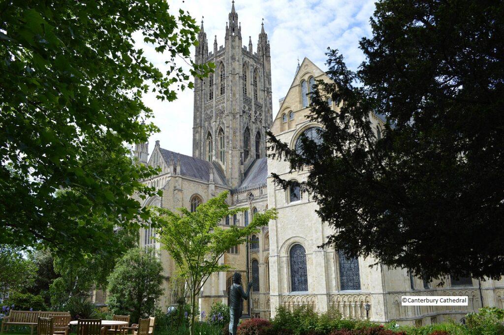 Groepsreis Engeland Canterbury Daguitstap Verenigingen Familie Bedrijven