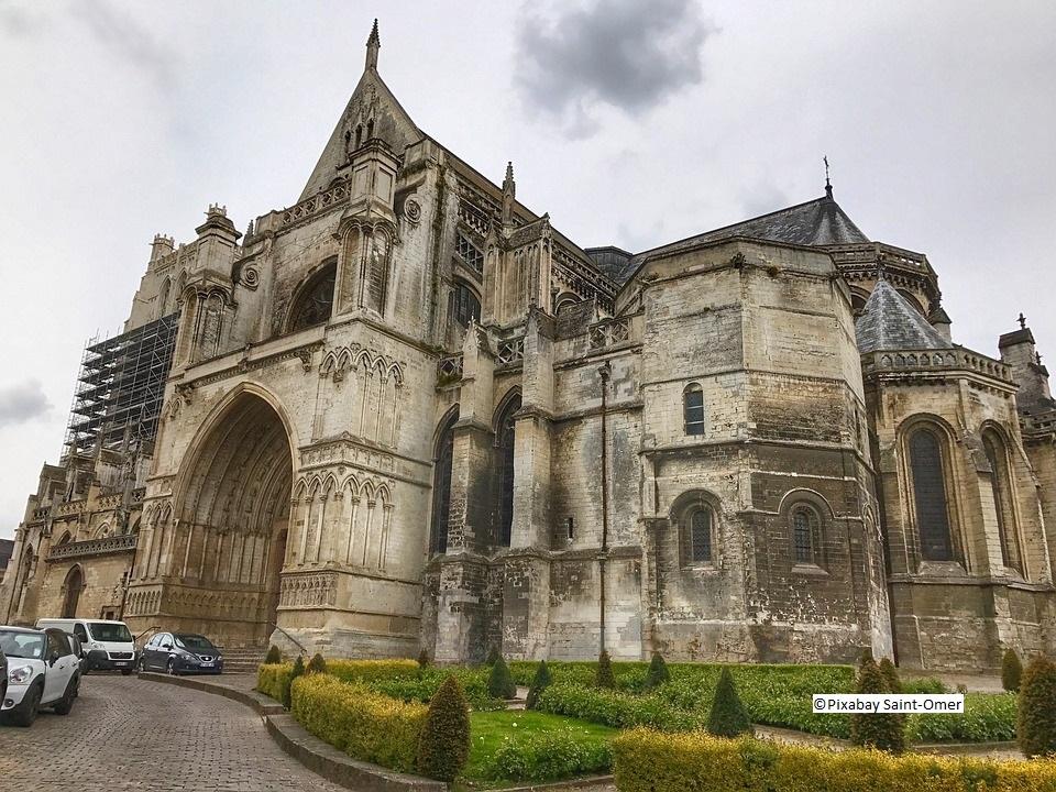 Saint-Omer Groepsreis Daguitstap Verenigingen Groepen Familie Bedrijven Frankrijk Stadsbeleving