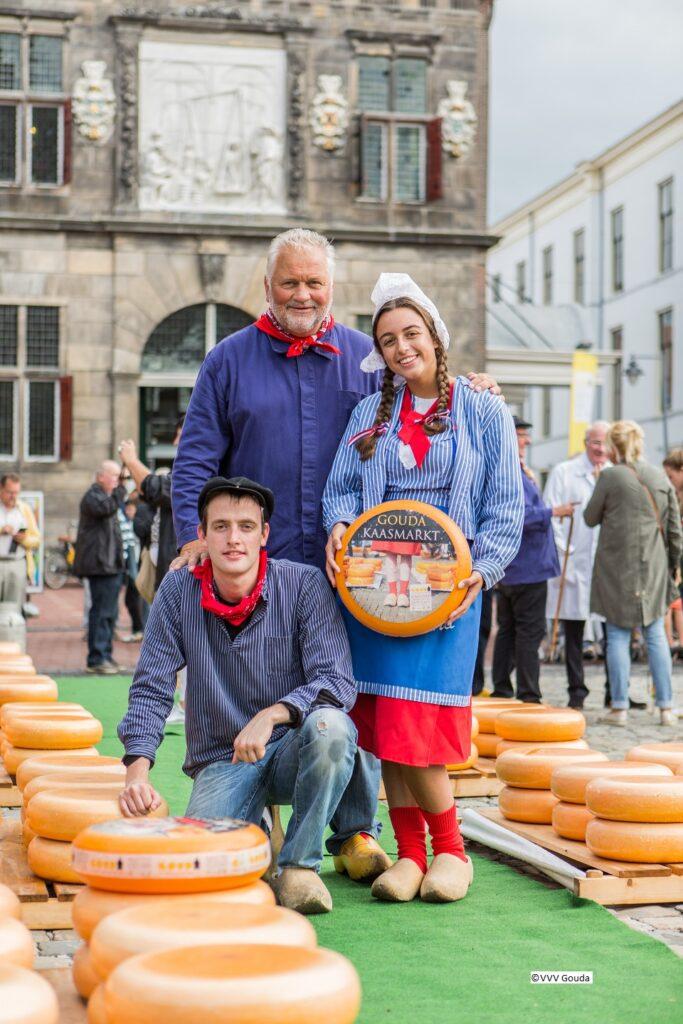 Groepsreis Nederland Gouda Daguitstap Groepsuitstap Verenigingen Bedrijven Familie Meerdaagse
