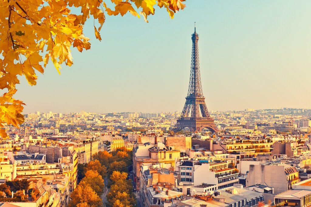 Groepsreis Frankrijk Parijs Daguitstap Verenigingen Familie Bedrijven