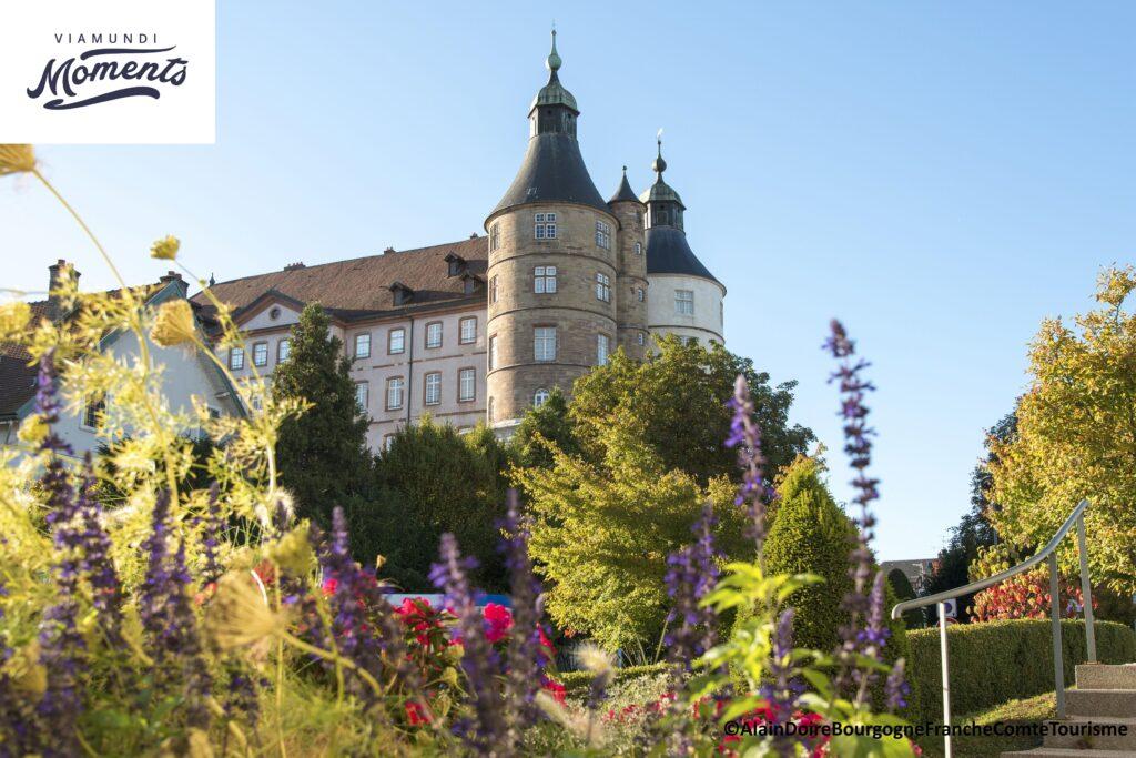 Groepsreis Franche-Comté Bourgogne Viamundi