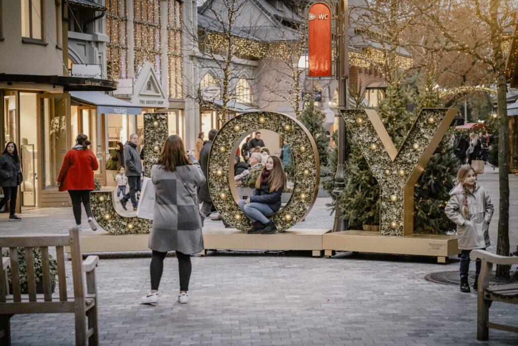 Groepsuitstap Groepsreis Familie Individuele inschrijvingen Kerst Maasmechelen