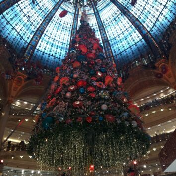 12/12 tot 13/12 PARIJS  meerdaagse reis voor individuele inschrijvingen