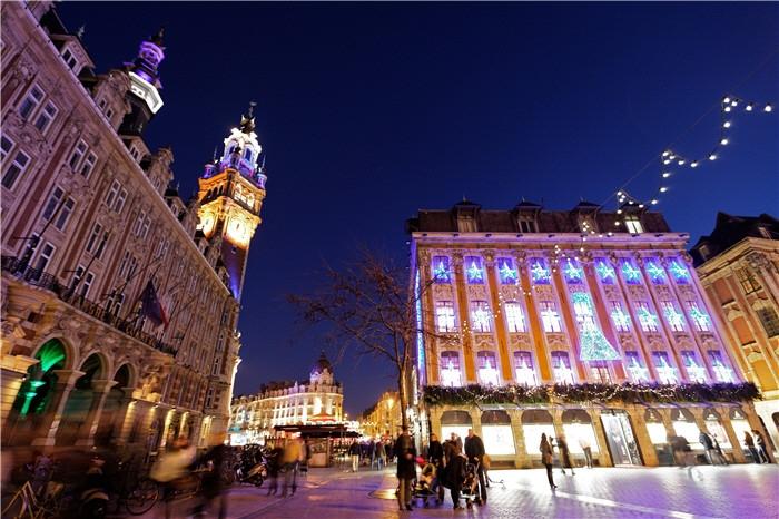 Groepsuitstap Groepsreis Individuele reizen Verenigingen Bedrijven Familie Kerstmarkt Rijsel Lille