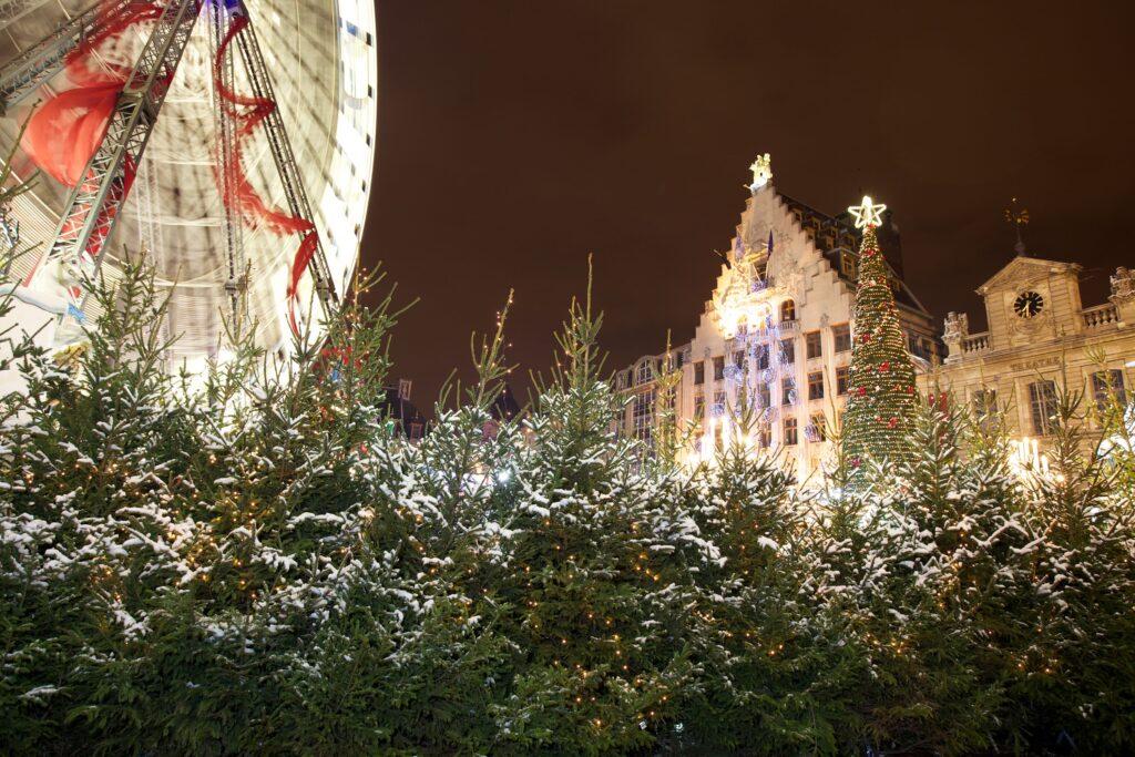 Groepsuitstap Groepsreis Individuele reizen Verenigingen Bedrijven Familie Rijsel Kerstmarkt