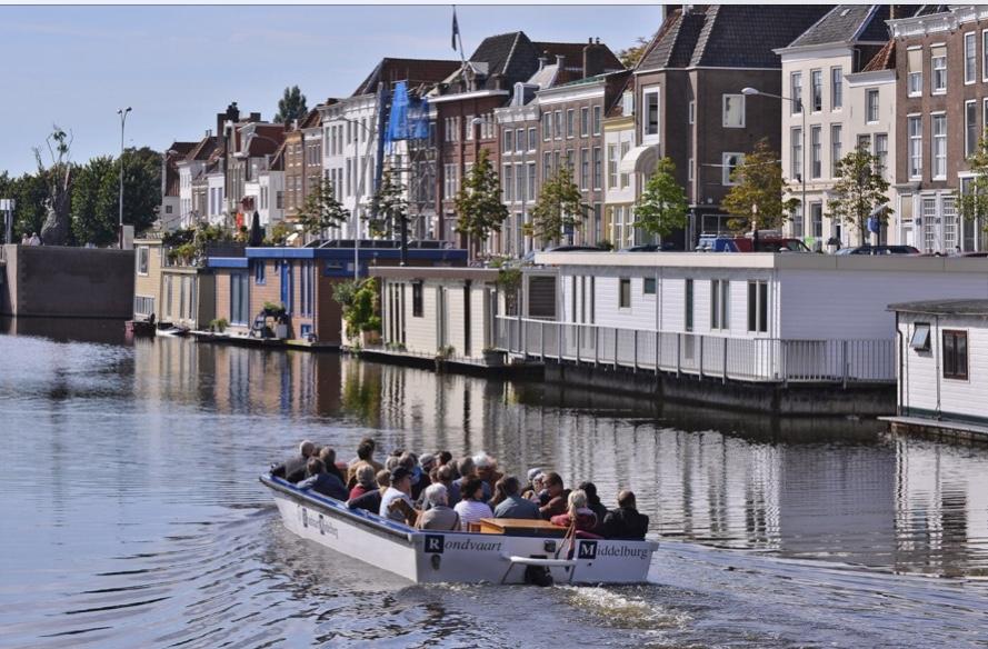 Groepsreis Nederland Middelburg Daguitstap Verenigingen Familie Bedrijven