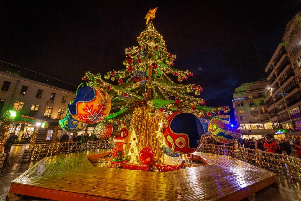 KerstboomOostende