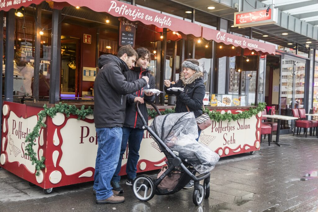 Groepsuitstap Groepsreis Familie Individuele inschrijvingen Nederland Kerst