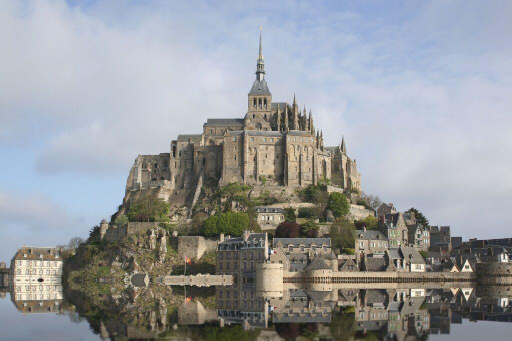 Mont Saint Michel - Grande Marée