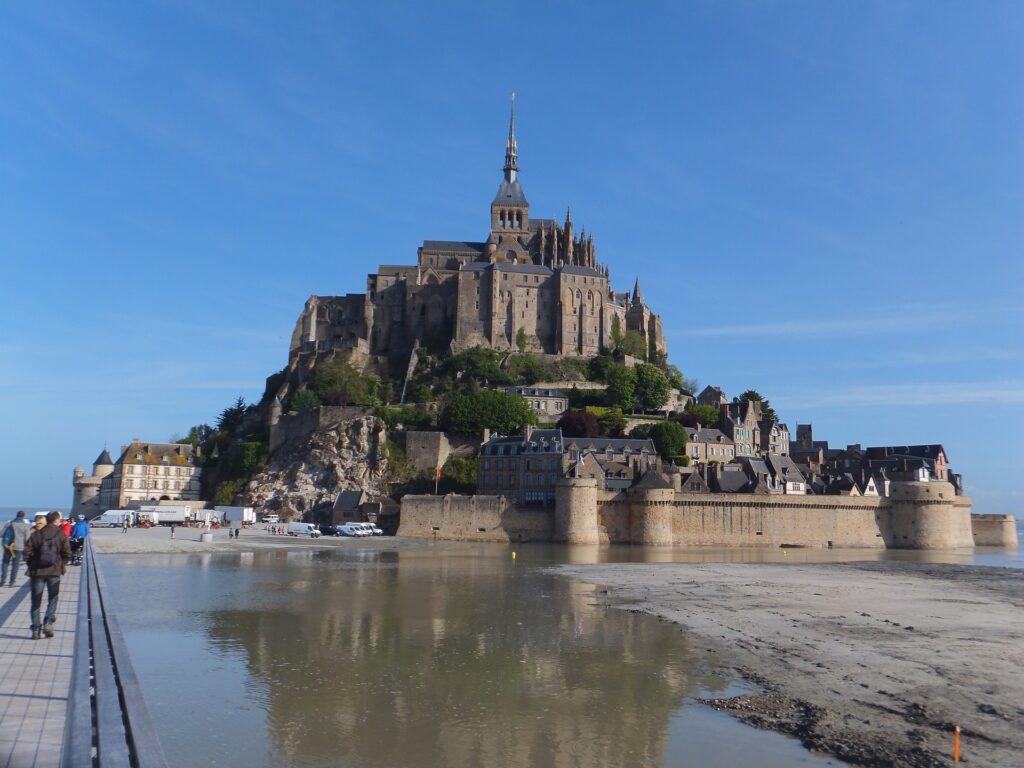 Mont Saint Michel - general view