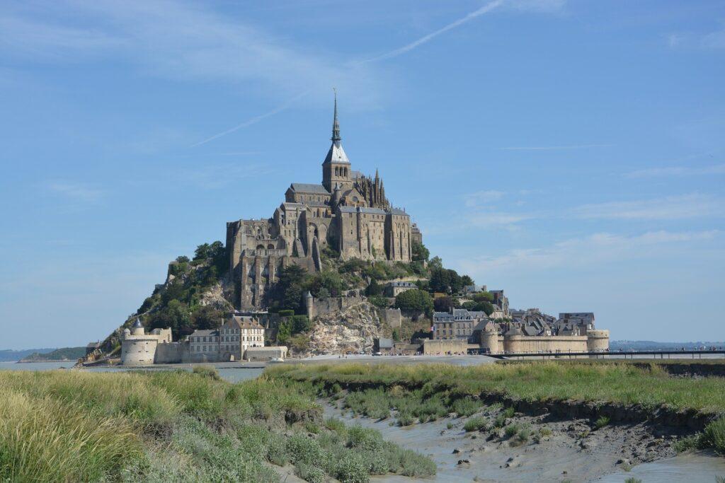 Mont Saint Michel - general view 2