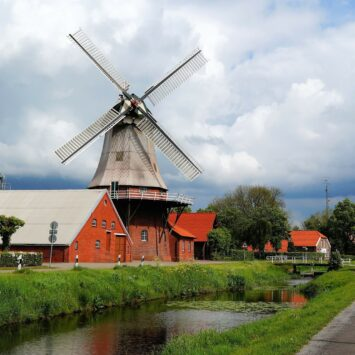 NEDERLAND – FIETSEN IN FRIESLAND – 5 DAGEN