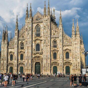 ITALIË – MILAAN: SHOPPEN & FLANNEREN – 4 DAGEN