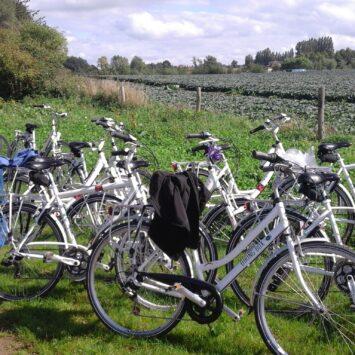 04/07/2021 IEPER & LEIE BUS & E-BIKE fietsreis