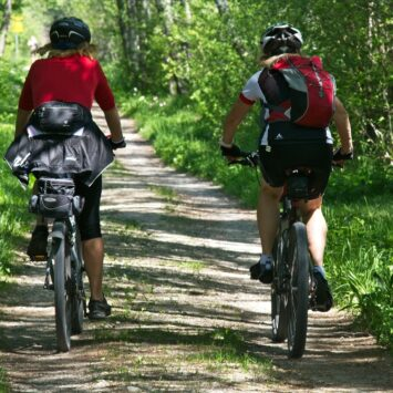 05/06/2021 MEETJESLAND BUS & E-BIKE fietsreis