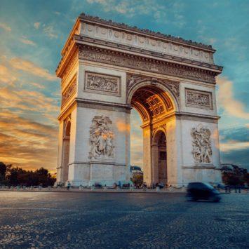 FRANKRIJK – CHRISTO IN PARIJS – DAGREIS