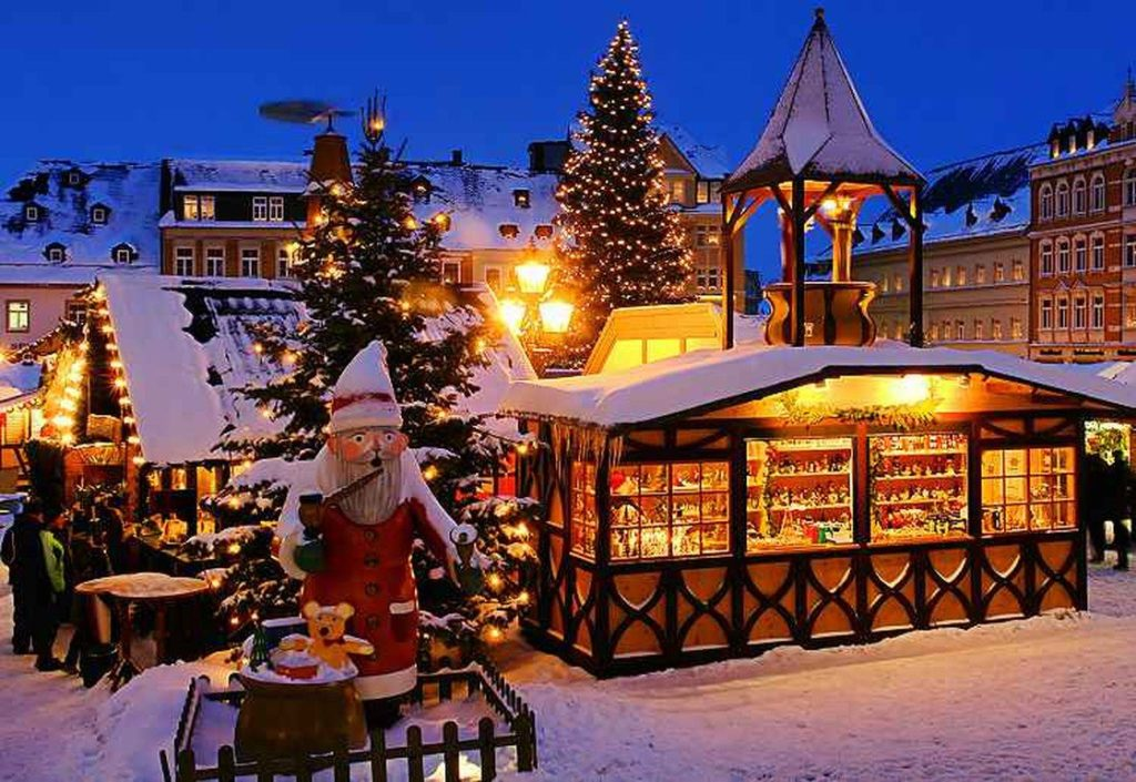 Kerst Arras